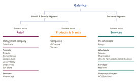 Structure Galenica group